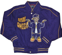 Omega Psi Phi jacket - kids - future Omega