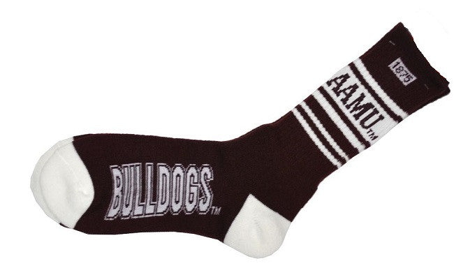 Alabama A&M socks