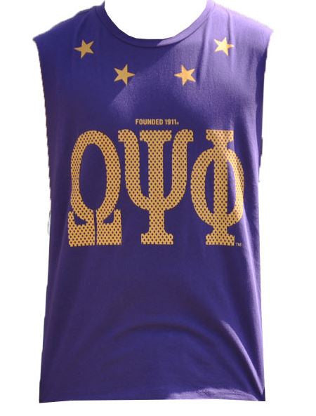 Omega Psi Phi t-shirt - tank top