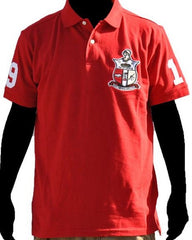 Kappa Alpha Psi t-shirt - Polo style