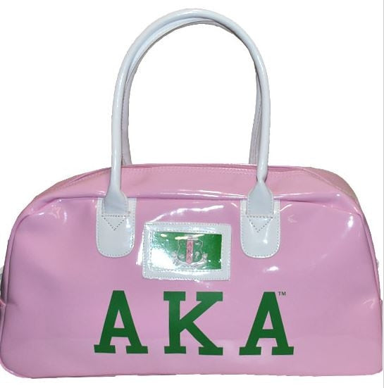 Alpha Kappa Alpha hand bag - sports bag