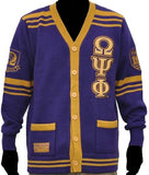 Omega Psi Phi sweater - purple