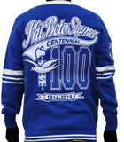 Phi Beta Sigma - centennial sweater