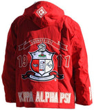 Kappa Alpha Psi jacket - wind breaker - GWBC