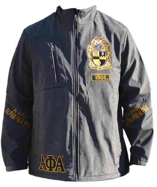 Alpha Phi Alpha jacket - windbreaker - GWBD