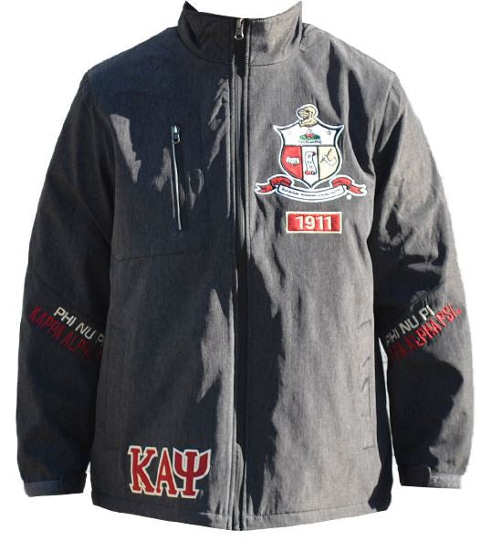 Kappa Alpha Psi jacket - windbreaker - GWBD