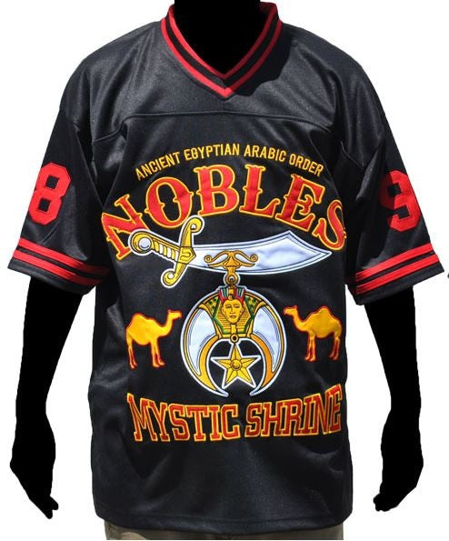 Shriners football jersey - AEAONMS