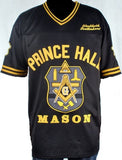 Prince Hall Mason jersey - football - with symbols