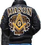 Mason jacket - leather