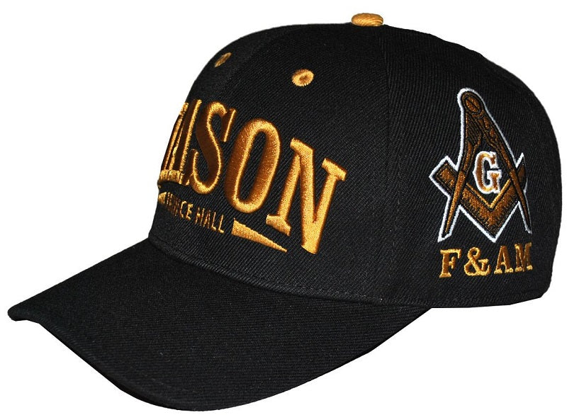Prince Hall Mason cap - baseball - MS148