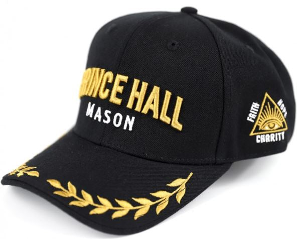 Prince Hall Mason cap - baseball - MS151