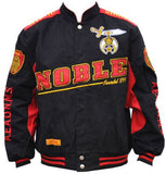 Shriners jacket -  racing style - MTJF