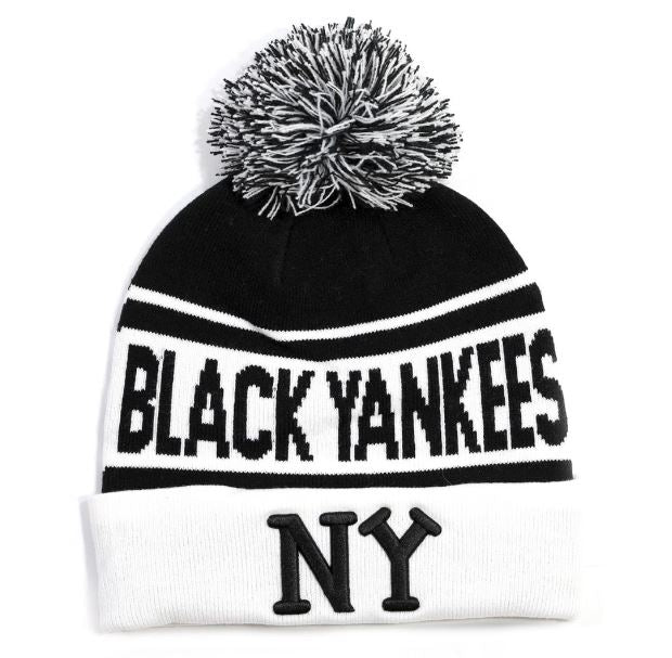 New York Black Yankees - beanie cap
