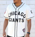 Negro Leagues Baseball jersey - Chicago American Giants - CG