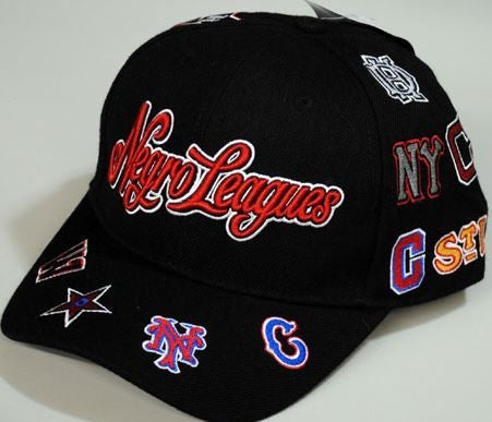 Negro League Commemorative - baseball cap - black