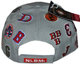 Negro League Commemorative - baseball cap - gray