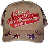 Negro League Commemorative - baseball cap - khaki