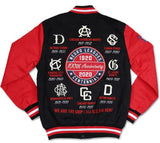 Negro Leagues Baseball - Centennial Jacket - red