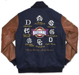 Negro Leagues Baseball - Centennial Jacket - leather