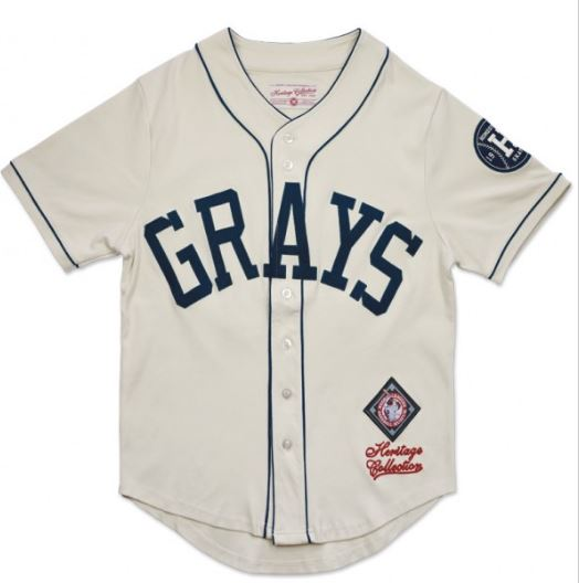Homestead Grays - heritage jersey