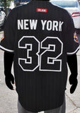 New York Black Yankees - Negro League jersey - black