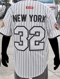 New York Black Yankees - Negro League jersey - white