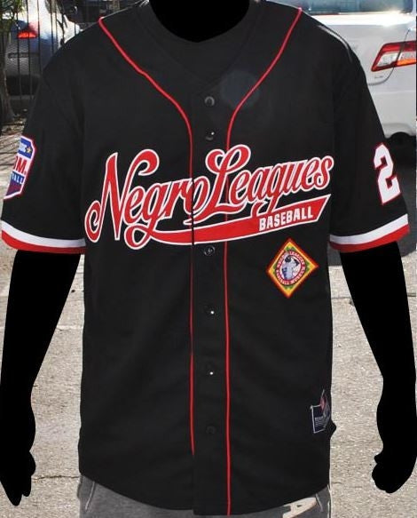 Negro Leagues - Negro League Baseball jersey