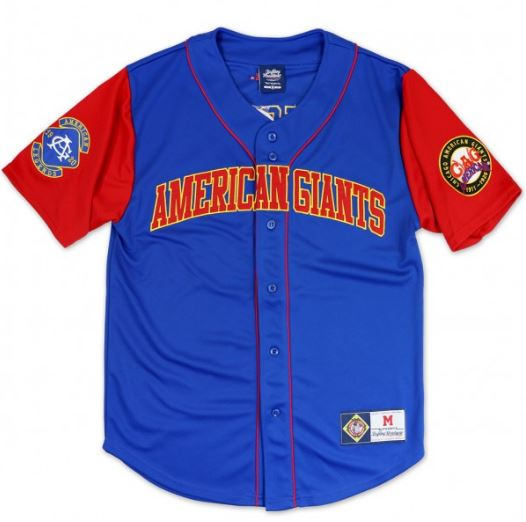 Chicago American Giants - legacy jersey