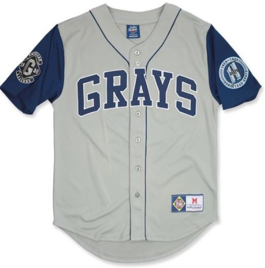 Homestead Grays - legacy jersey