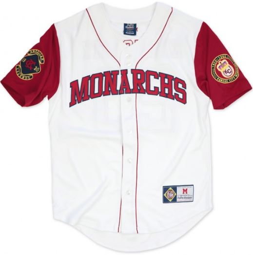 Kansas City Monarchs - legacy jersey