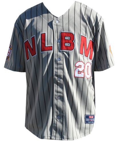 Negro League jersey - grey - NJER6