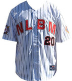 Negro League jersey - white - NJER6