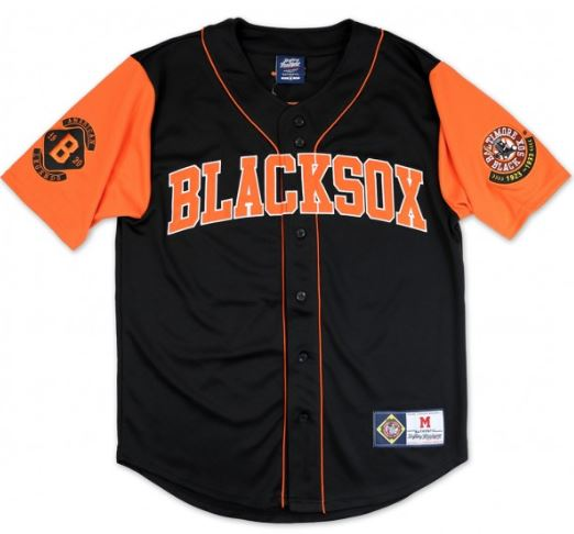 Baltimore Black Sox - legacy jersey - NJER4