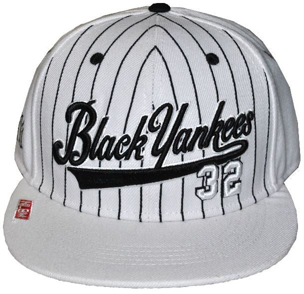 New York Black Yankees - Negro League legacy cap - white