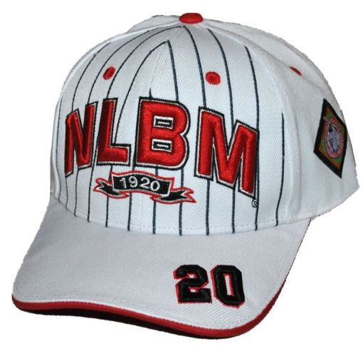 Negro League Commemorative - cap - white - G144