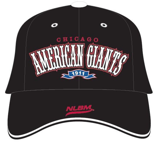 Chicago American Giants - Negro League legends cap