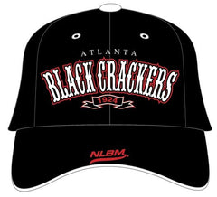 Atlanta Black Crackers - Negro League legends cap