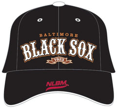 Baltimore Black Sox - Negro League legends cap