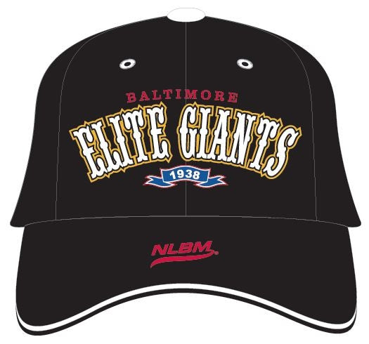 Baltimore Elite Giants - Negro League legends cap