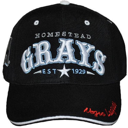 Homestead Grays - Negro League legends cap