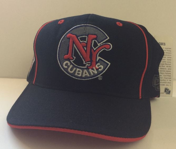 Negro Leagues cap - New York Cubans Retro