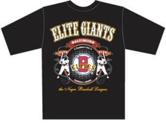 Baltimore Elite Giants - Negro League - tshirt - TE