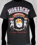 Kansas City Monarchs - Negro League - tshirt