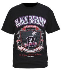 Birmingham Black Barons - Negro League - tshirt