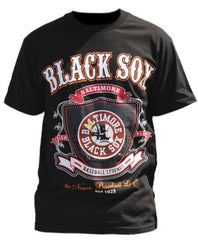 Baltimore Black Sox - Negro League - tshirt - TF