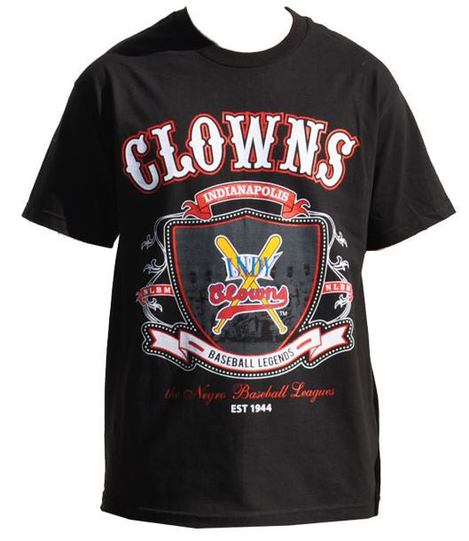 Indianapolis Clowns - Negro League - tshirt - TF