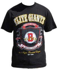 Baltimore Elite Giants - Negro League - tshirt - TF