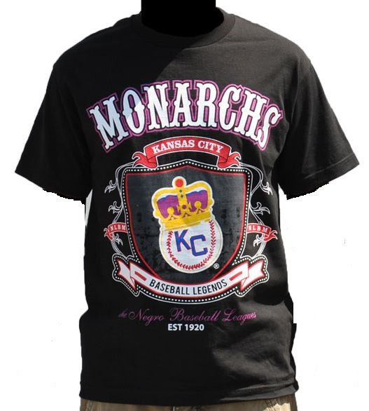 Kansas City Monarchs - Negro League - tshirt - TF