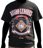 Negro Leagues legends - tshirt - black