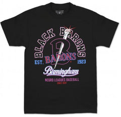 Birmingham Black Barons - Negro League - tshirt - TH